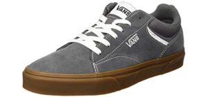 Vans Men's Authentic - Gum Sole Shoes