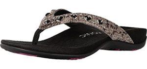 Vionic Women's Floriana - Charcot Foot Sandal