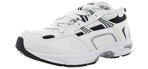 Vionic Men's Walker - Therapeutic Extra Depth Athletic Shoes