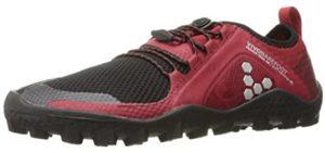 VovoBare Men's Primus - Minimalist Trail Running Shoes