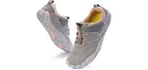 Whitin Women's Barefoot - Shoe for Minimalist Trail Running