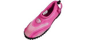 The Wave Women's Water Shoes - Simple Water Activity Shoes