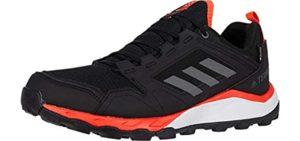 Adidas Men's Terrex Agravic - Tough Mudder Trail Running Shoes
