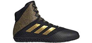 Adidas Men's Mat Wizard Hype - Kickboxing Shoe