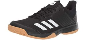 Adidas Women's Ligra 6 - Athletic Shoe with Gum Soles