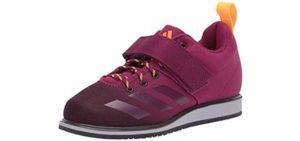 Adidas Women's Power Lift 4 - Weight Lifting Gym Training Shoe