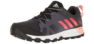 Adidas Women's Kanadia - Trail walking and Running Shoe
