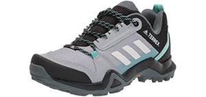 Adidas Women's AX3 - Low Cut Hiking Shoe for Flat Feet