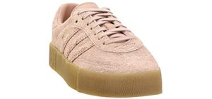 Adidas Women's Sneaker - Thick Gum Sole Shoes