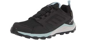 Adidas Women's Terrex Agravic - Tough Mudder Trail Running Shoes