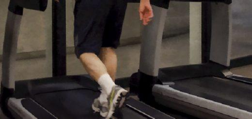 Elderly Treadmill for Walking